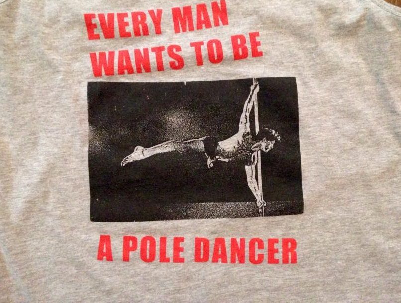 Men Poledance Schnupperstunde – every man wants to be a Poledancer, but doesn´t know it yet!