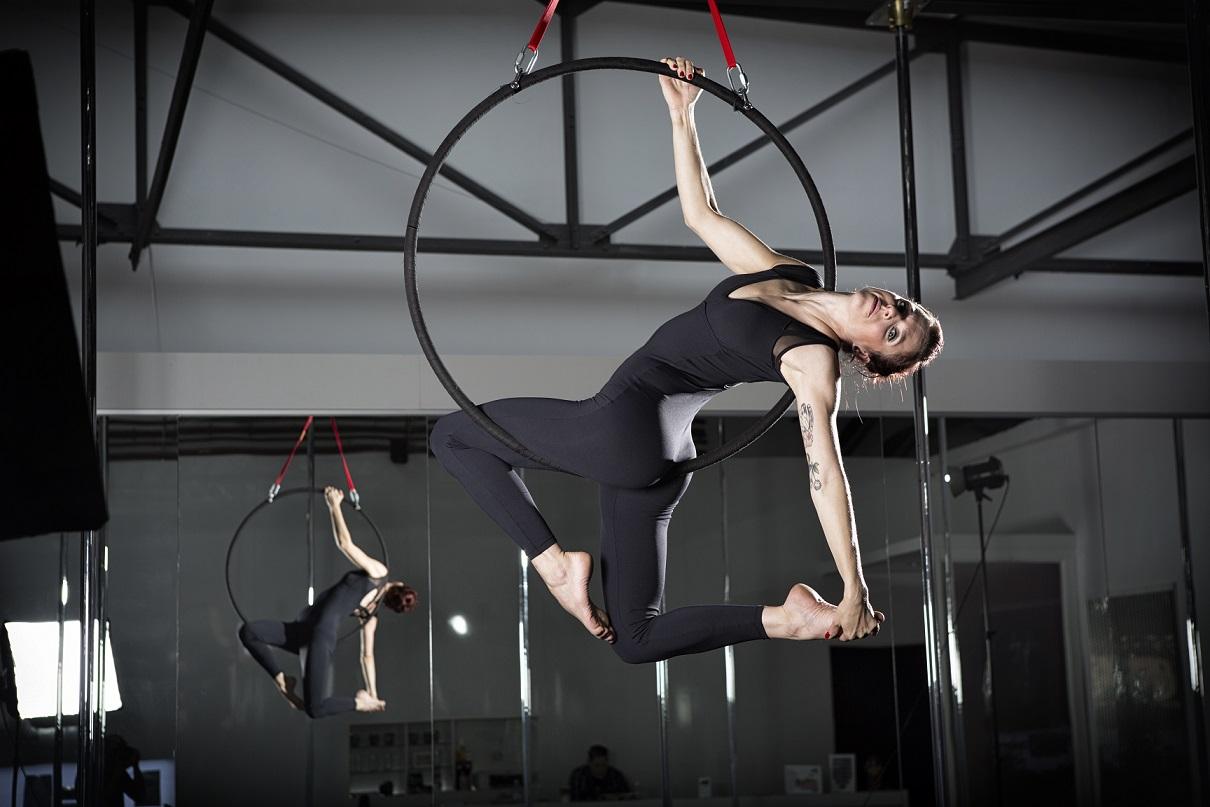 Aerial Hoop 6 Wochen Basic Kurs