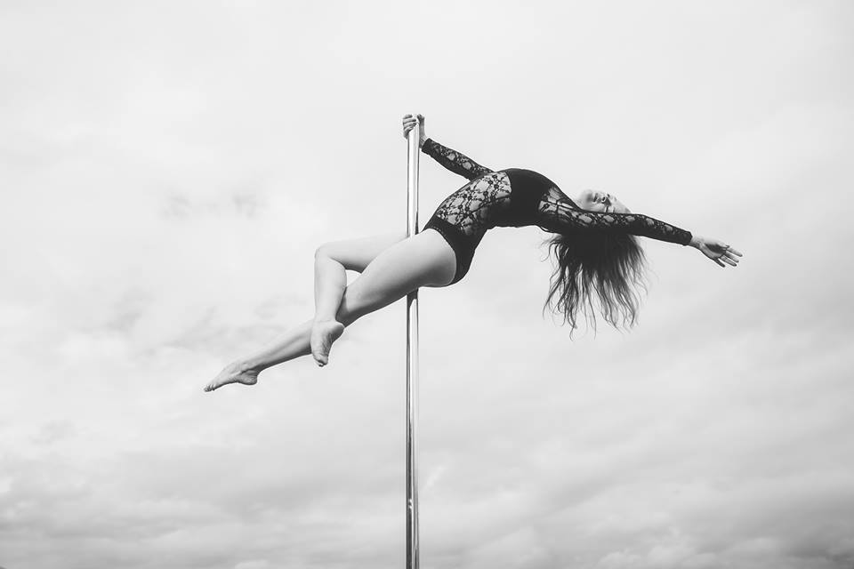 Contemporary Pole Workshop mit Mandy-Marie Mahrenholz