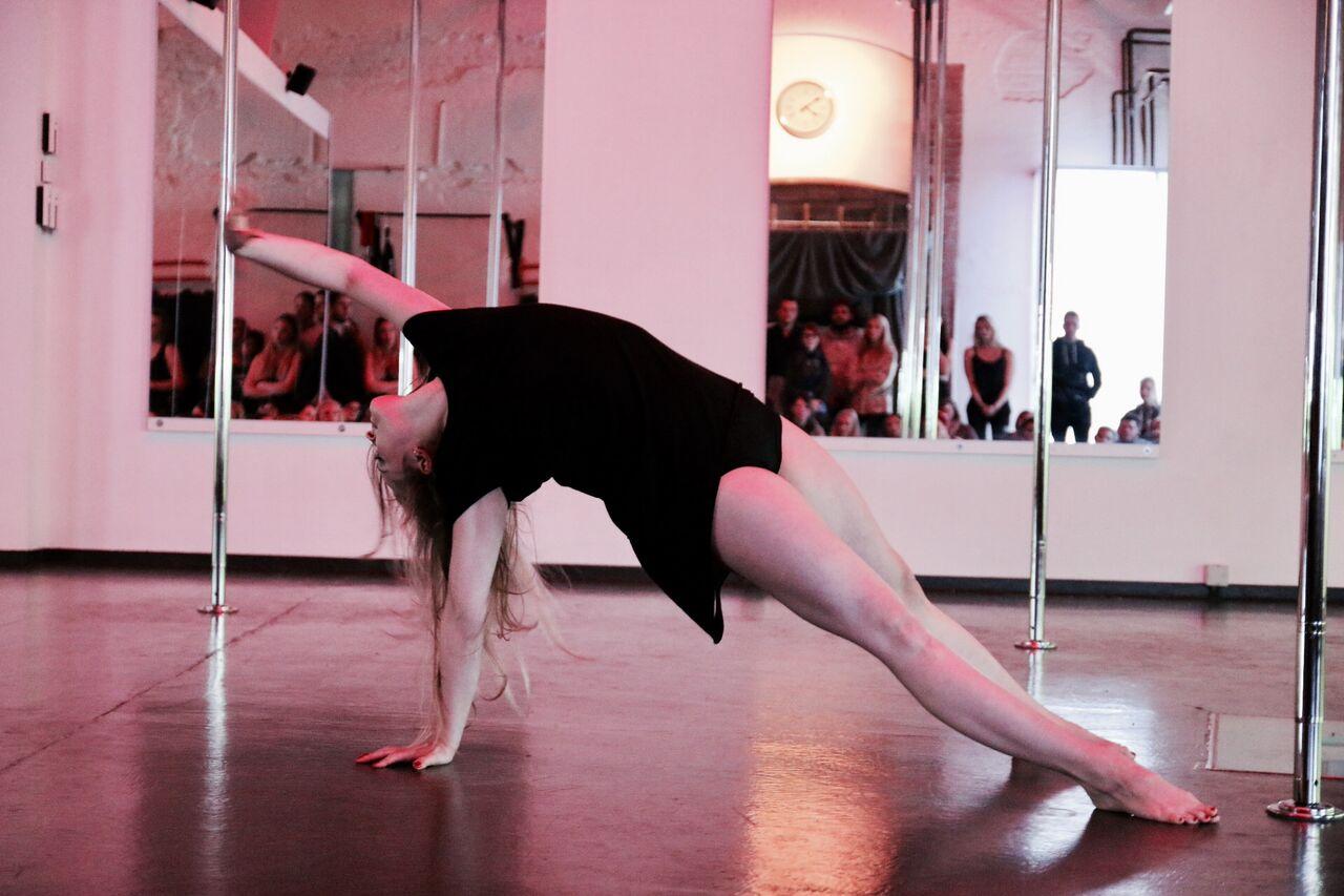 Tanz Basic Kurs mit Mandy-Marie Mahrenholz