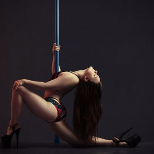 Exotic Pole Workshop mit Scarlett Gebski at PG Hagen