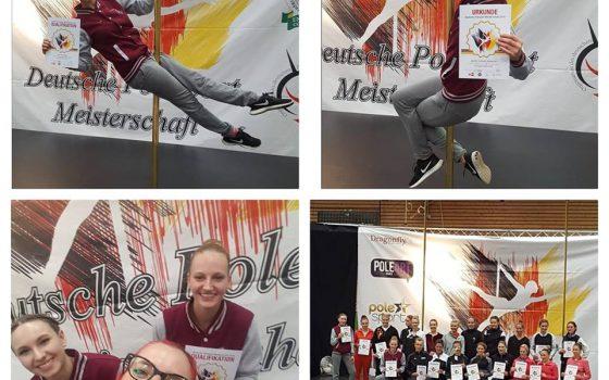 Jana Egger quailfiziert sich mit der 2. besten Punktzahl zur Deutschen