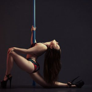 Exotic Pole Workshop with Scarlett