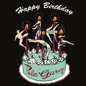 Happy Birthday Party – 5 Jahre Pole Garage!
