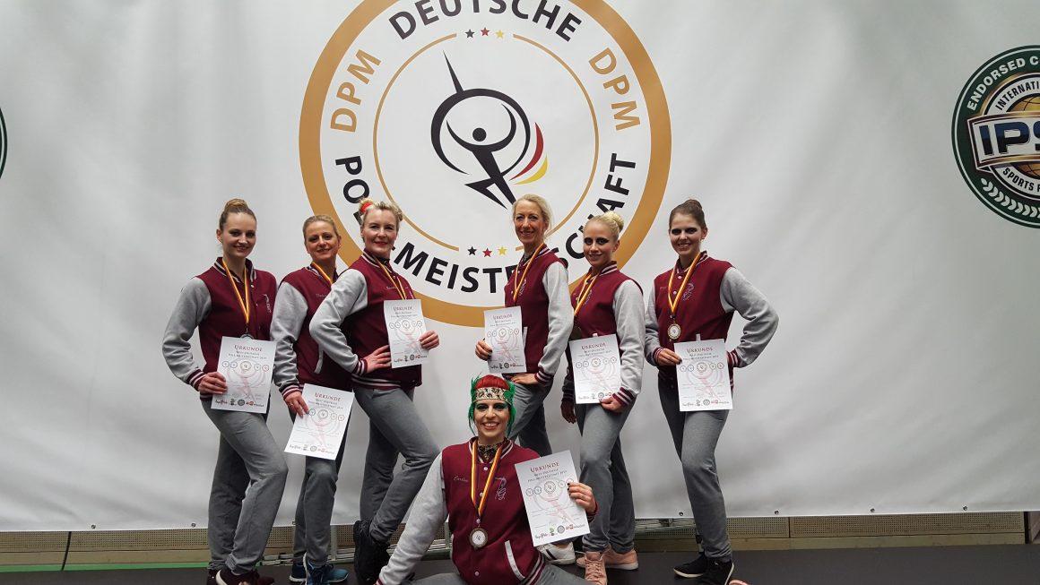1. + 2.6.19 Deutsche Polesport Meisterschaft in Gießen